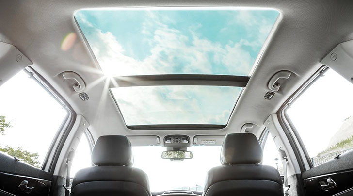 Sorento Panoramic Sunroof