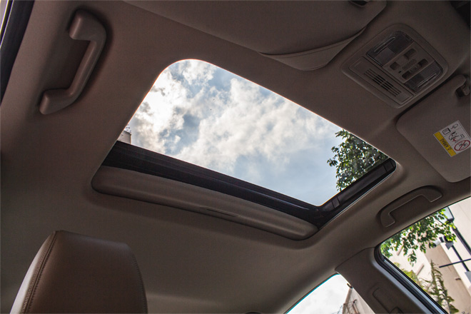 Standard Sunroof